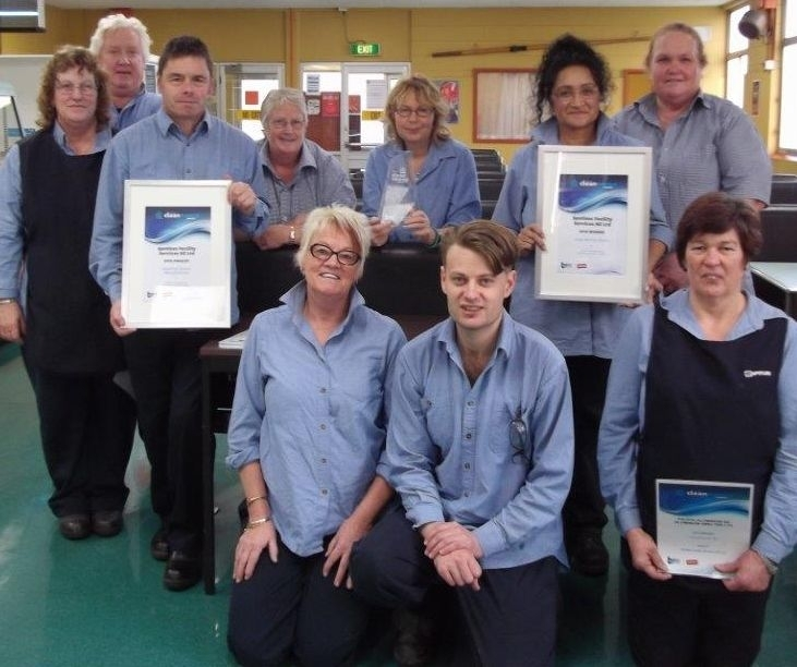 A clean sweep for Spotless Cleaners