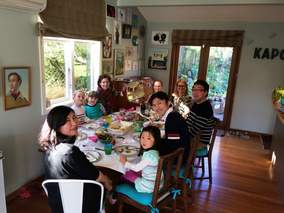 NZ Japan Lunch 2016